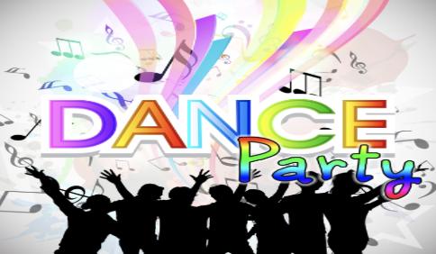 DJ Dance Party April 5th
