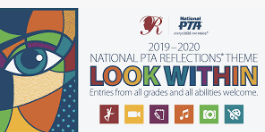 REFLECTIONS NATIONAL PTA COMPETITION ENTRIES DUE OCTOBER 30