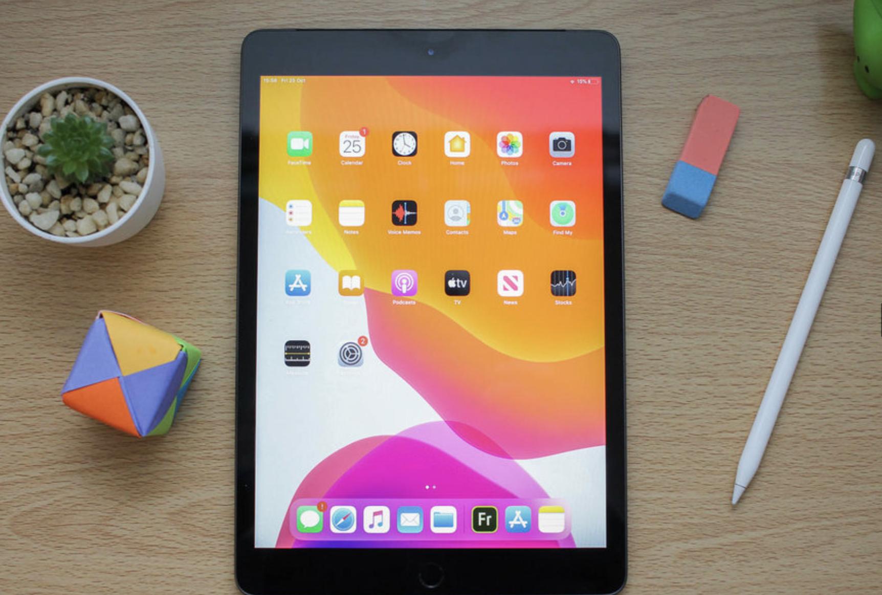 iPad Instructions @ Home