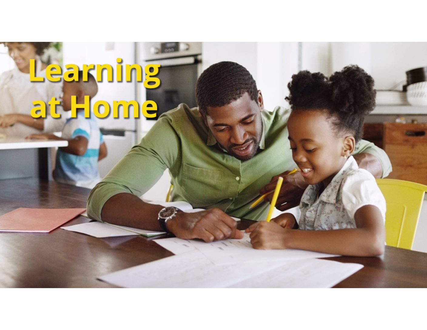 Learning @ Home Resources