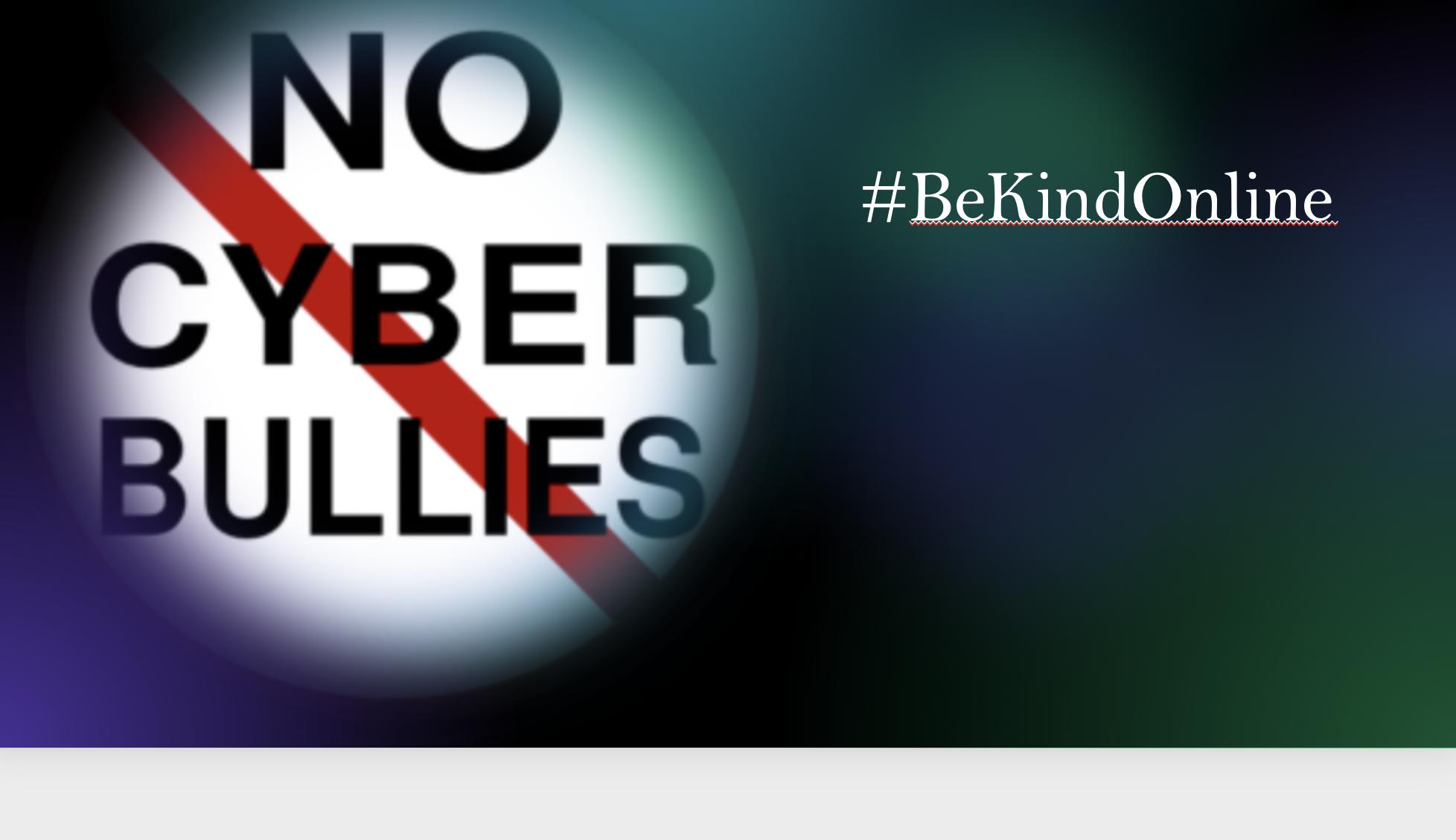Prevent Online Bullying